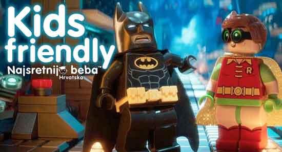 Kids Friendly – Lego Batman Film ; Fotografiju ustupila IB