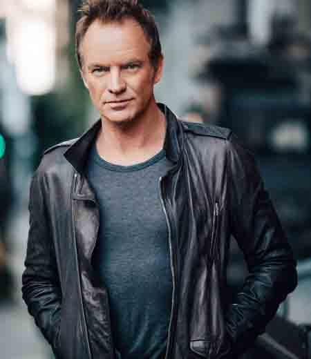 Sting u pulskoj Areni 26. srpnja 2017. godine
