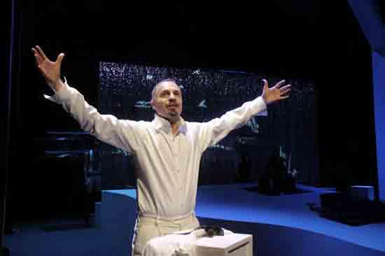 Premijera Talijanske drame 'Cabaret D'Annunzio' u riječkom HNK-u