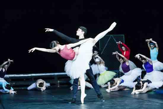 Premijera balet 'Labuđe jezero' u zagrebačkom HNK-u