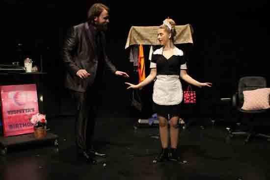 Komična opera 'Pimpinone' premijerno u Maloj sceni