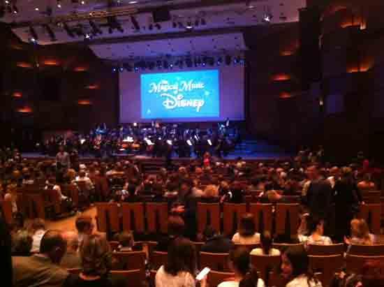 Disney u Lisinskom ; Foto RJ