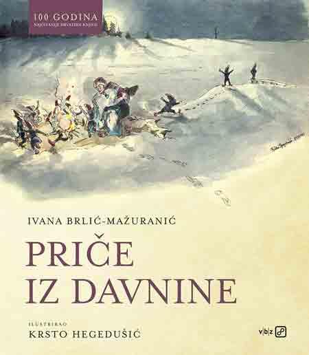 Promocija knjige 'Priče iz davnine' u Knjižnici Bogdan Ogrizović