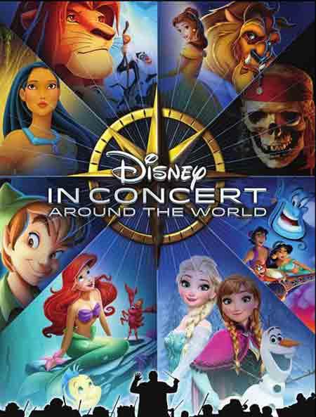 Zagrebačka filharmonija vodi vas u čarobni svijet glazbe Walta Disneya