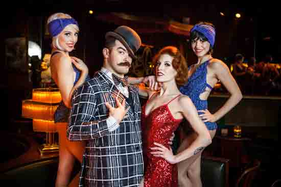 Burlesque & Cabaret Show by Cirque Rouge u zagrebačkom SC-u