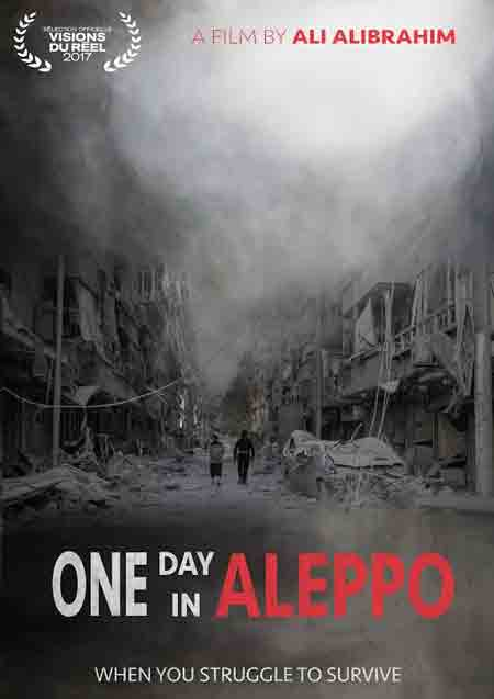 'One Day in Aleppo' wins Jury Special Mention for Short Film at Visions du Réel
