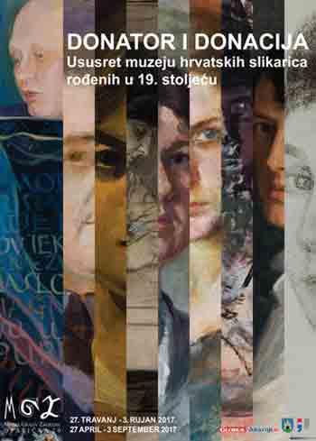 Donator i donacija – ususret Muzeju hrvatskih slikarica rođenih u 19. stoljeću