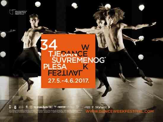 34. Tjedan suvremenog plesa: Press konferencija