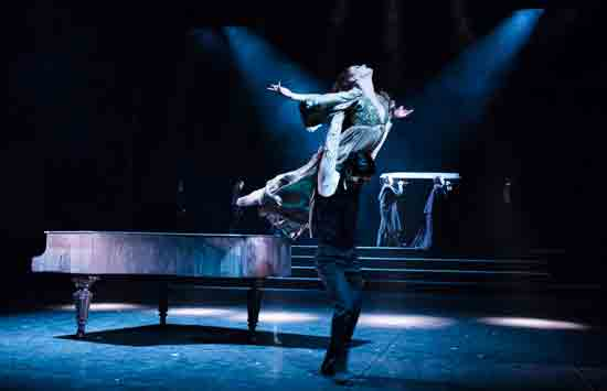 Praizvedba baleta 'Gospoda Glembajevi' u zagrebačkom HNK-u