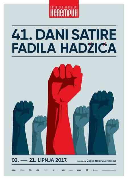 41. dani satire Fadila Hadžića