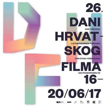 DHF 2017: Otvoreni 26. Dani hrvatskog filma