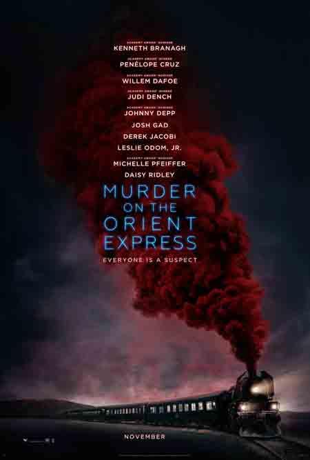 Predstavljen trailer krimića 'Ubojstvo u Orient Expressu'