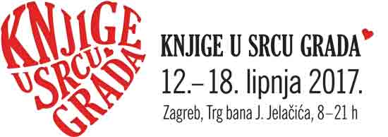 Sajam 'Knjige u srcu grada' u Zagrebu