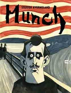 Knjiga: 'Munch' Steffena Kvernelanda o slavnom norveškom slikaru