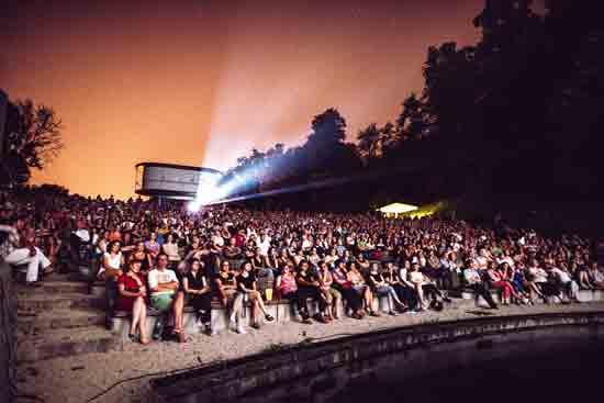 Revija europskog filma u ljetnom kinu Tuškanac i Art-kinu Grič