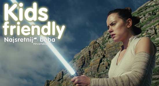 Kids Friendly – Last Jedi ; Ustupila IB