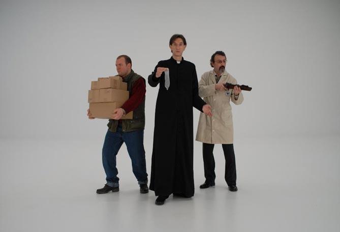 Prizor iz filma 'Svećenikova djeca'