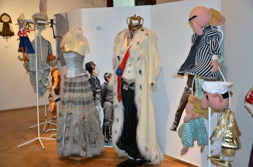 NMS - Otvorenje izložbe 'Svetovi in junaki'. Foto: VJB.
