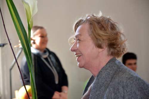 NMS - Otvorenje izložbe 'Svetovi in junaki' - Agata Freyer. Foto: VJB.