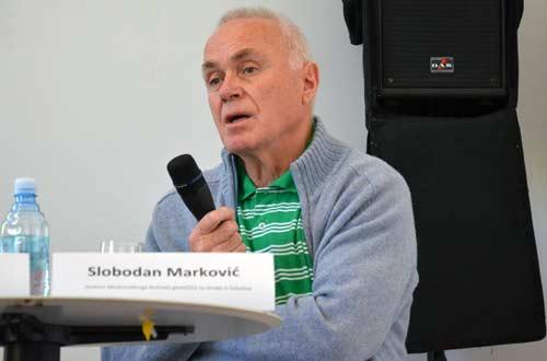 NMS - Otvorenje izložbe 'Svetovi in junaki' - Slobodan Marković. Foto: VJB.