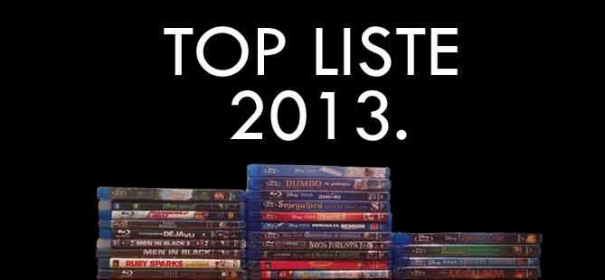 Top liste 2013