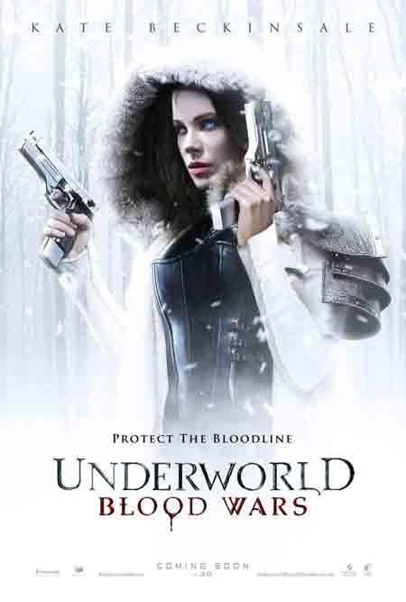 Podzemni svijet: Krvavi ratovi - Poster ; Ustupio CF